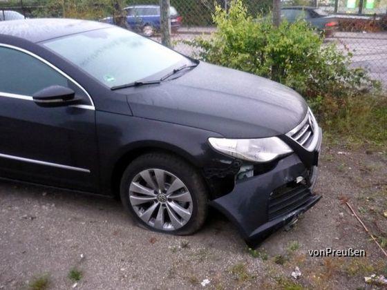 Europcar Volkswagen Passat CC