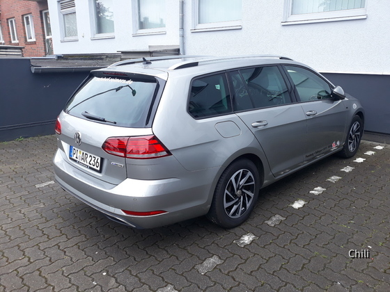 VW Golf Variant 1.5 TSI ACT