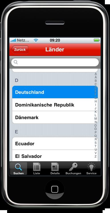 AVIS Applikation