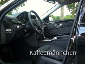 Mercedes Benz E250 CGI T-Modell von Europcar