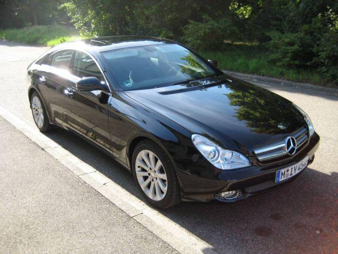 Sixt Mercedes CLS 350 CDI