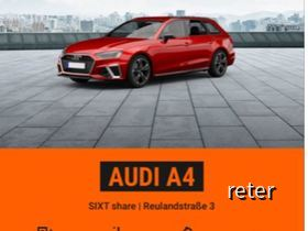 Sixt share
