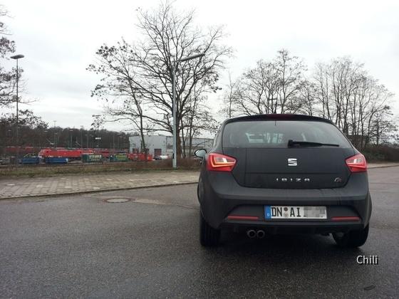 Seat Ibiza FR 1.0 TSI