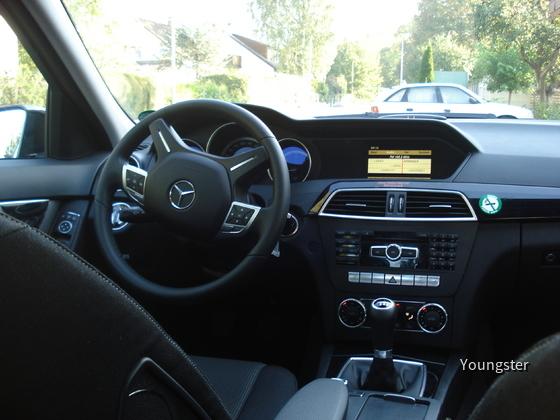 Mercedes Benz C200 CDI Limo|Europcar