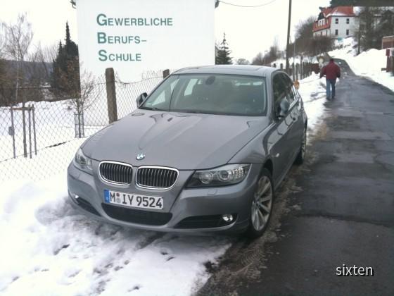 BMW 325d Sixt Cottbus