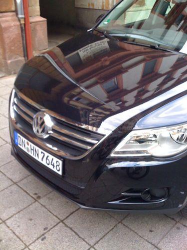 VW Tiguan Hertz