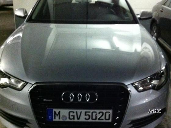 Audi A6 Avant C7