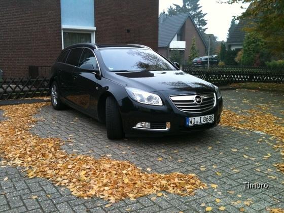 Opel Insignia ST 2.0 CDTI Enterprise