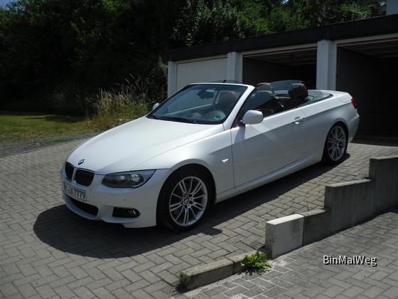 BMW 330i/d Cabrio M-Paket