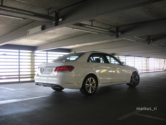 Mercedes E200 Avantgarde