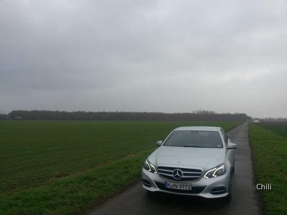 Mercedes-Benz E220 CDI (1)