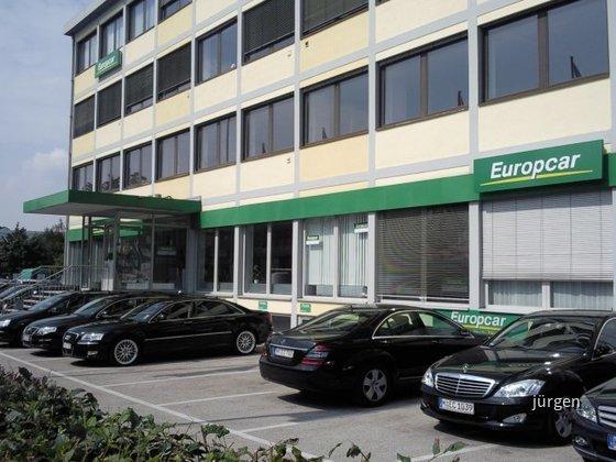 Europcar München, 24h geöffnet, Ingolstädter Strasse