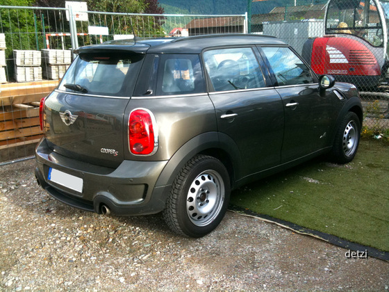 Mini Countryman Cooper S All 4