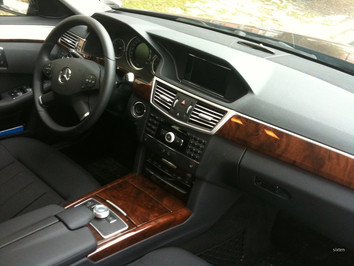 Mercedes E 350CDI T