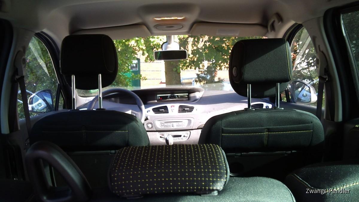 Renault Grand Scenic dci FAP 110