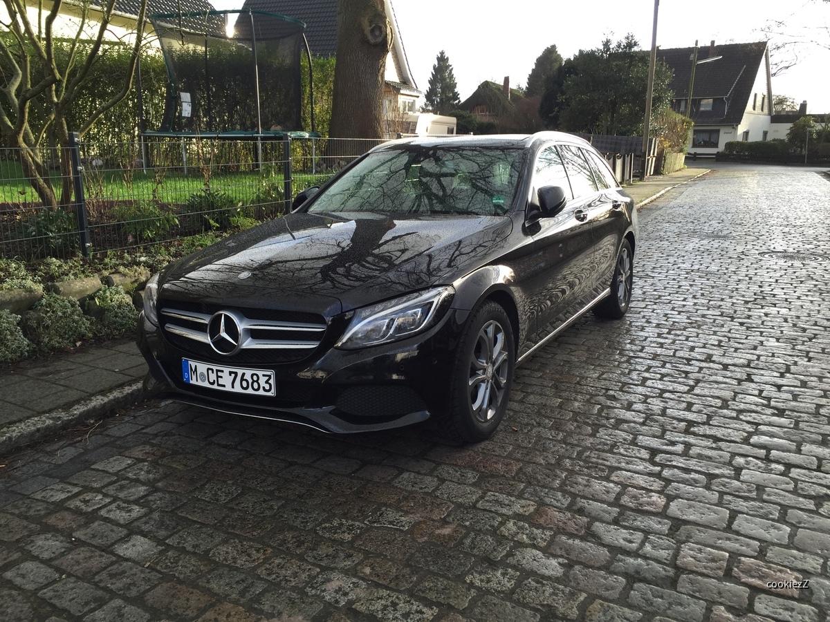 Mercedes-Benz C200 D