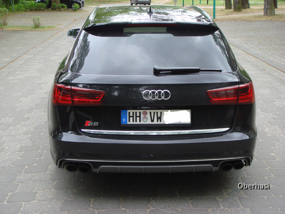 Audi S 6 Avant