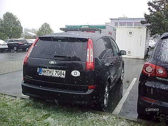 Ford Focus 1.6 Europcar