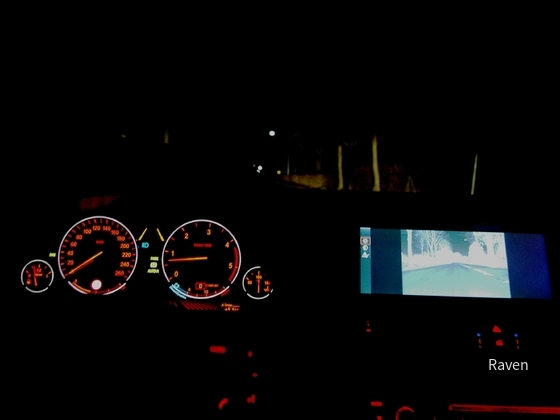 BMW Night Vision im 730d