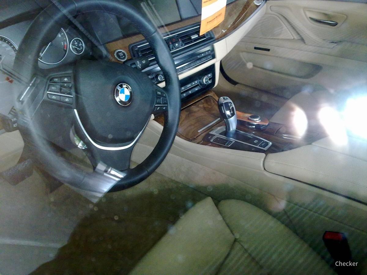 BMW 528i - Sixt