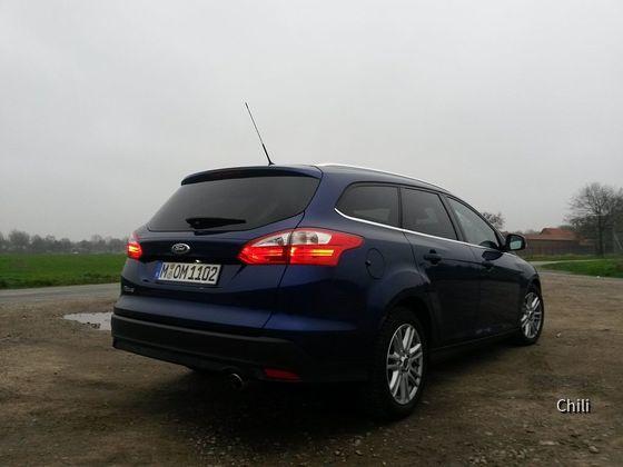 Ford Focus Turnier 2.0 TDCi (2)