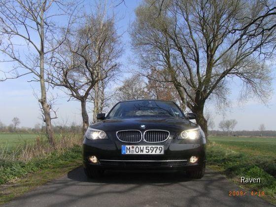 BMW 525i Sixt
