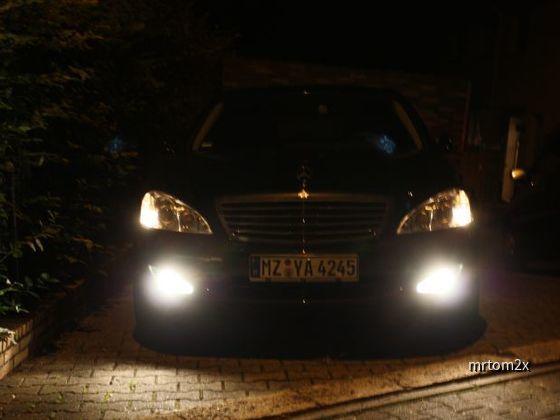 Mercedes S500 Lang von Europcar