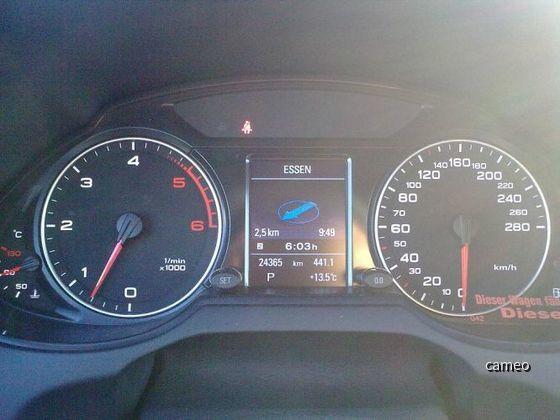 Audi Q5 3.0 TDI Quattro von Europcar