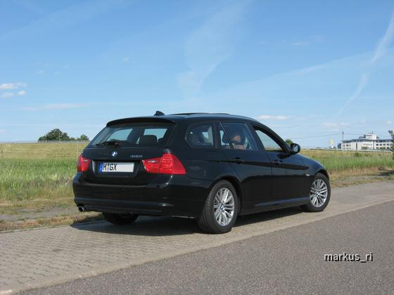 BMW 320i Touring Automatik SIXT LEJ