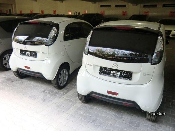 Citroën C-Zero Full Electric