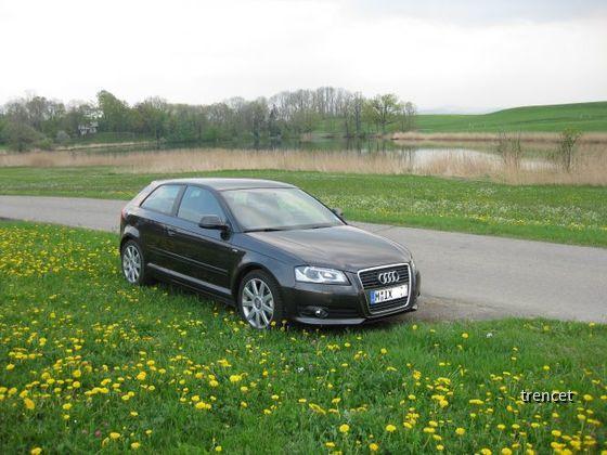 Audi A3 2.0 TDI von Sixt