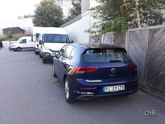 VW Golf VIII 1.5 TSI ACT