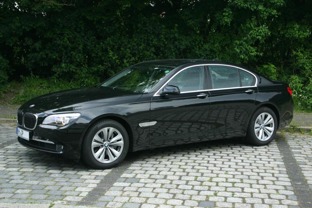 BMW 730d   Europcar