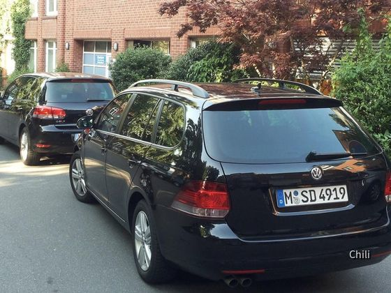 VW Golf VI Variant 2.0 TDI (3)