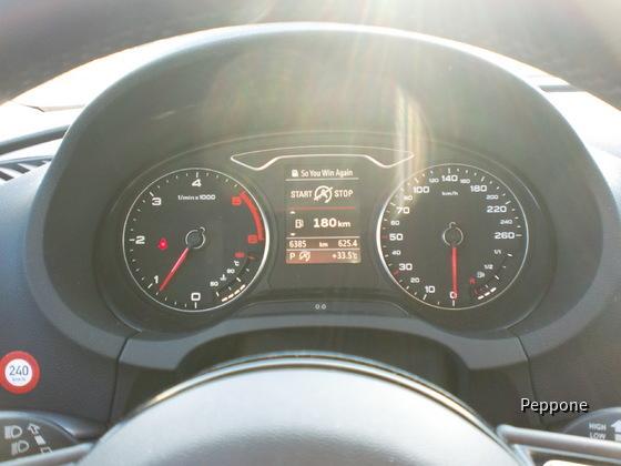 Audi A 3 Sportback 2.0 TDI 004