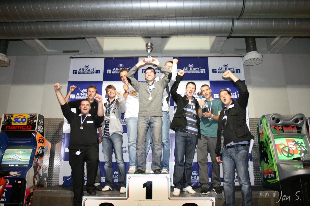 Siegehrung MWT Kart Cup 2010