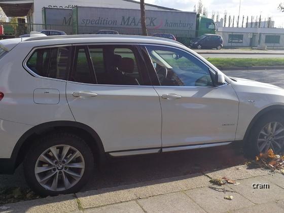 BMW X3 35d xDrive