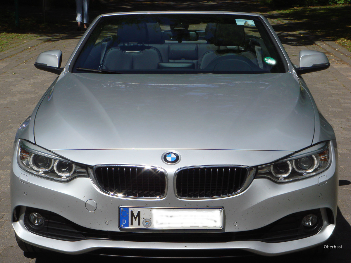 Sixt BMW 430d Cabrio