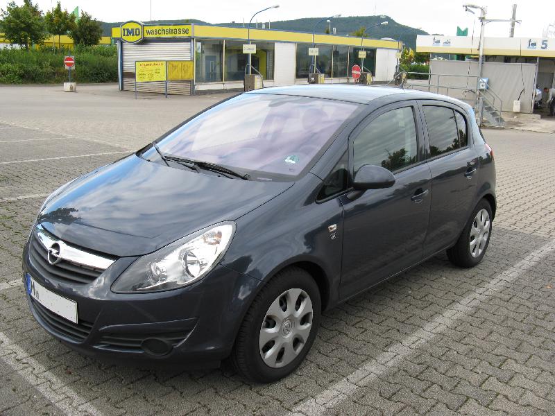 Opel Corsa 1.4 88 PS Benziner