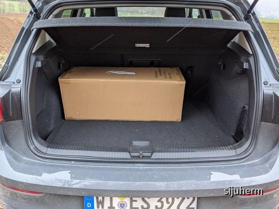 VW Golf 8 | Drive Autovermietung FFM