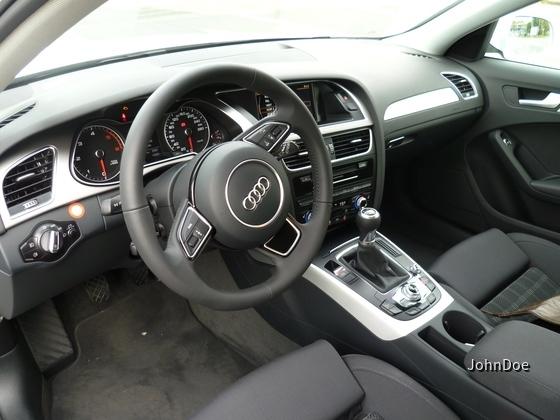 Audi A4 Avant 2.0 TDI Ambition | Sixt Detmold