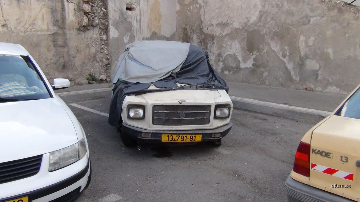 Unbekanntes Auto
