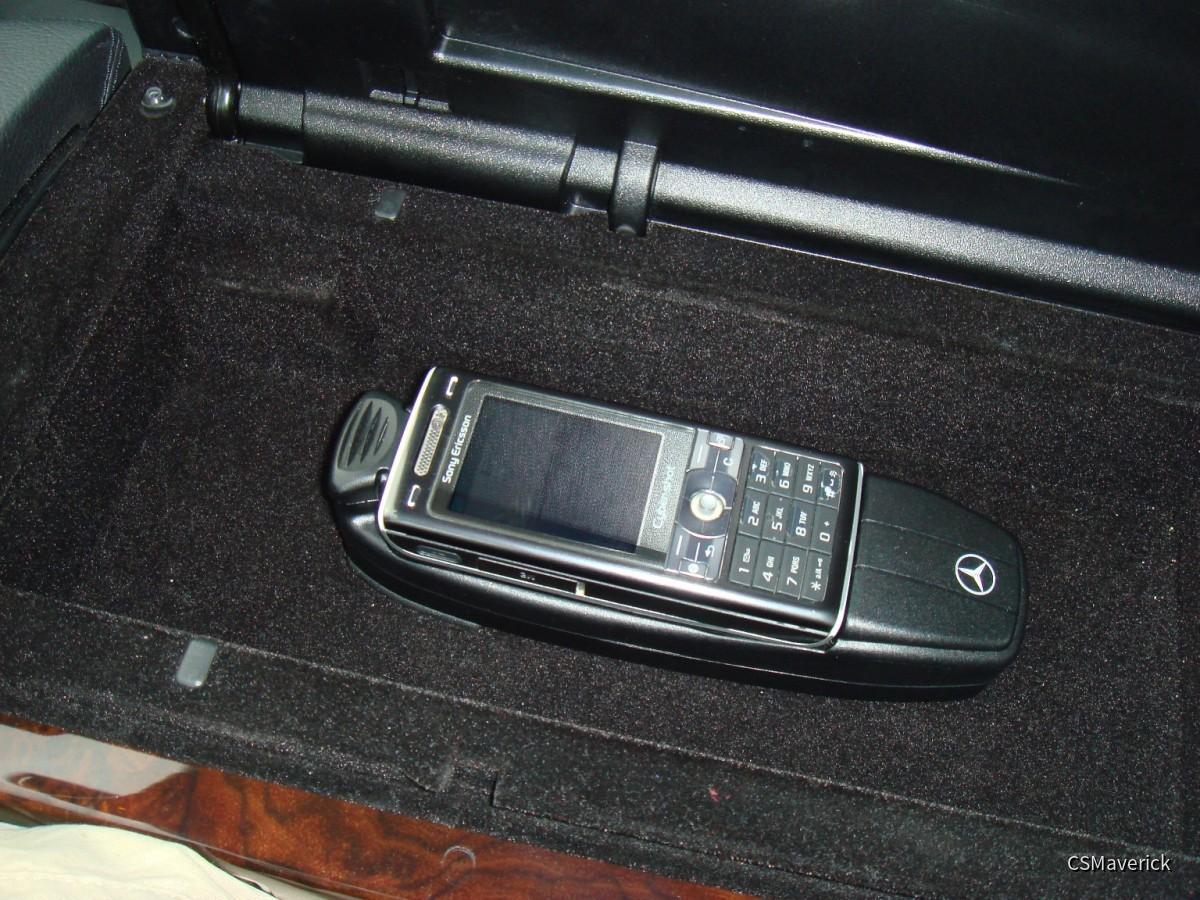 MB S320 CDI von Terstappen