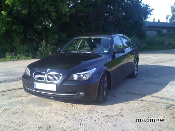 BMW 525dA (E60