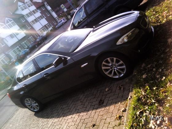 BMW 520d von Sixt