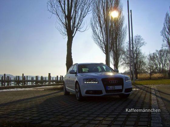 Audi A6 Avant 3.0 TDI Quattro von Sixt