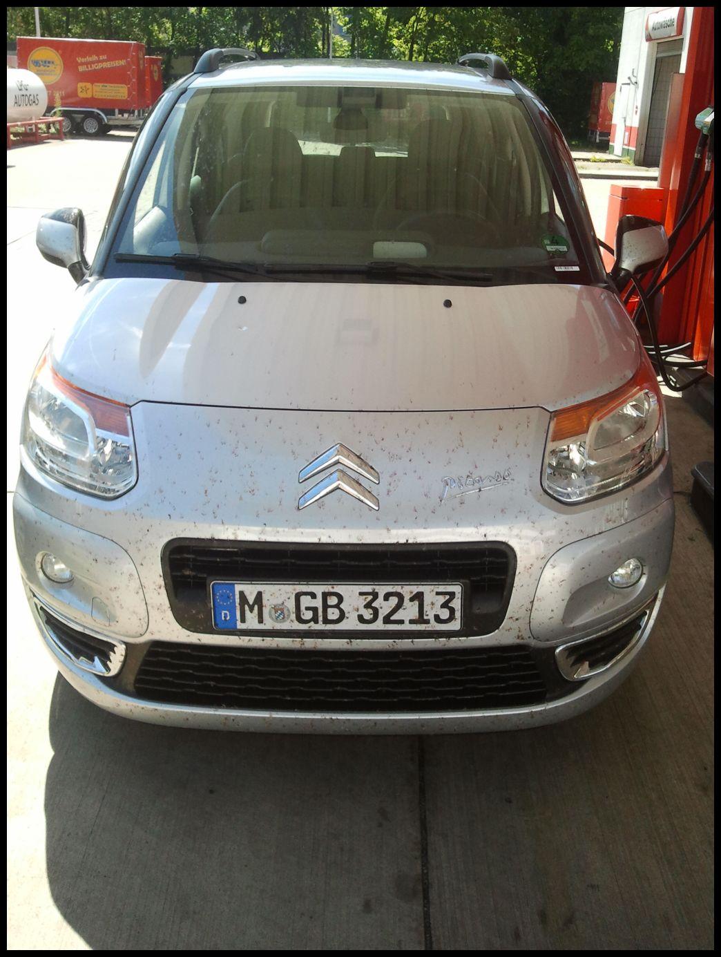 Citroën C3 Picasso HDi 90 Exclusive