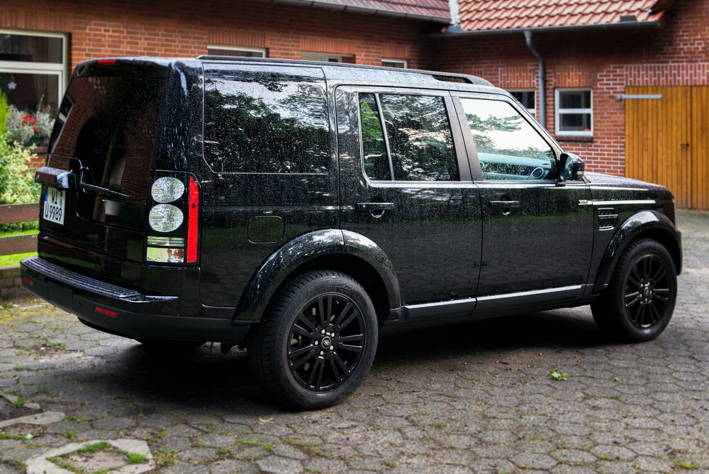 Land Rover Discovery 04