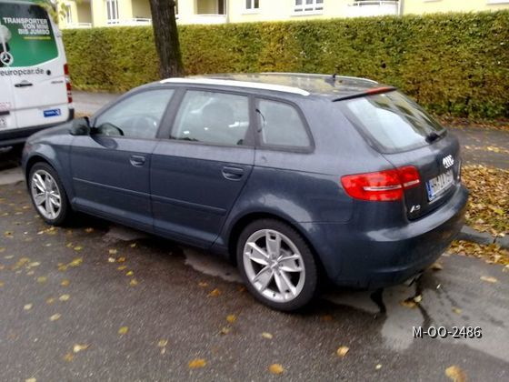 Audi A3 1.4 TSFI