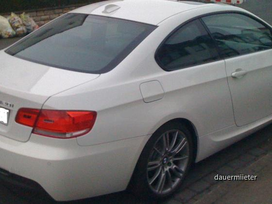 BMW 3er Coupe M-PAKET